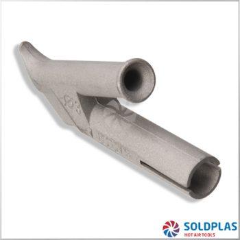 Tobera de Soldadura Rápida Redonda 3mm Ajustable sobre Tobera 4000 para soldadores manuales Forsthoff