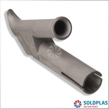 Tobera de Soldadura Rápida Redonda 5mm Ajustable sobre Tobera 4000 para soldadores manuales Forsthoff