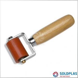 Rodillo de Presión Silicona con Rodamientos 45mm 2 Brazos para soldadores manuales Forsthoff