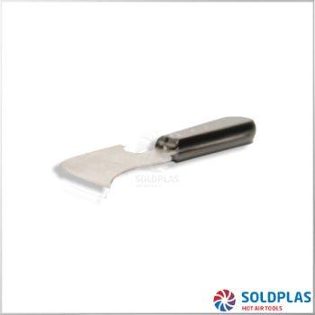 Cuchillo de Media Luna para soldadores manuales Forsthoff