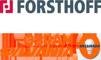 Trabajamos con Forsthoff y OSRam Sylvania