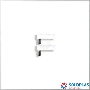 HÜRNER Adaptador para Electrofusión de 4,7 mm x 4,7 mm