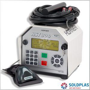 HÜRNER Electrofusión con Registro de Soldaduras