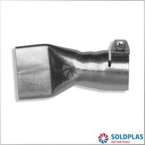 Tobera Plana 40mm para soldadores manuales Forsthoff