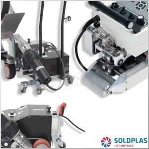 Soldadura Automática de PVC/PE